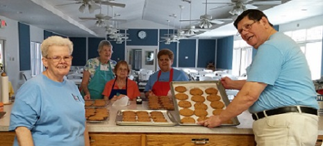 Cookies for Cattlemen Cancer Research